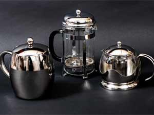 Cafetière & Tea