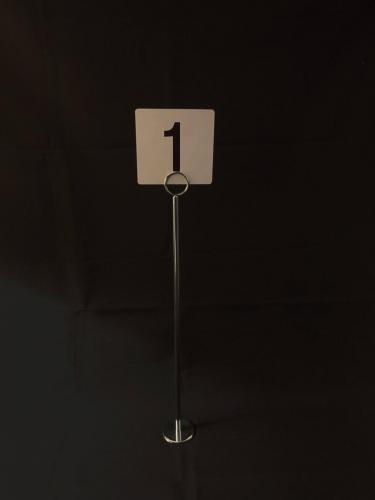 table-number-stand