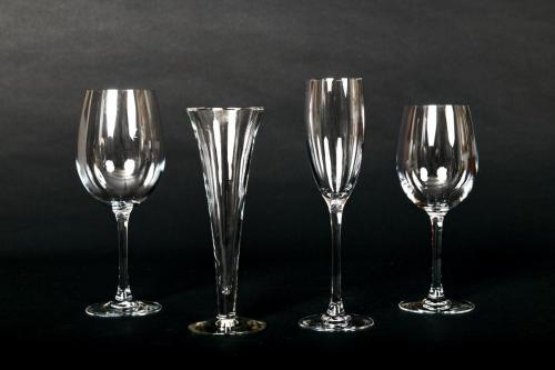 Champagne & Wine Glasses